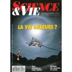 Science et Vie - n°875 - 01/08/1990 - La vie ailleurs ? [magazine mis en vente par Presse-Mémoire]
