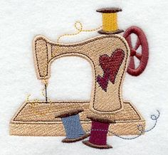 Machine Embroidery Designs at Embroidery Library! - Color Change - D2104