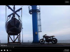 BMW port of luanco
