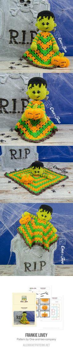 Frankie Lovey Crochet Pattern for purchase