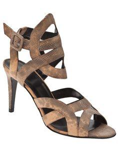 Pierre Hardy #shoes #heels #pumps wet snake #sandals