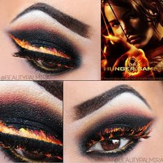 .@eyekandycosmetics   Check out this amazing look by @FOREVER™™™™™™™™ Young   Webstagram - the best Instagram viewer