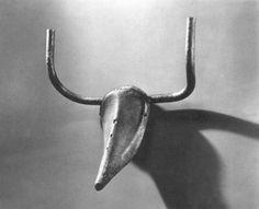 Stierenkop van picasso