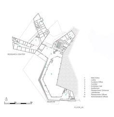 Museo de Geología / LeeMundwiler Architects
