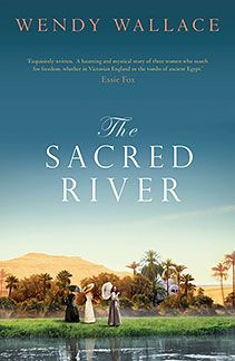 The Sacred River -Wendy Wallace