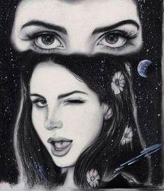 Lana Del Rey #Love artwork