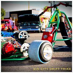 Sin City Drift Trike