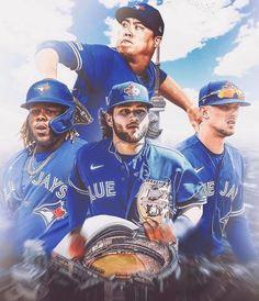 Sports Figures, Toronto Blue Jays, National League, Lady And Gentlemen, Major League, Mlb, Baseball, Raptors, Sports Teams