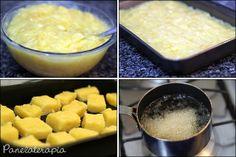 PANELATERAPIA - Blog de Culinária, Gastronomia e Receitas: Mandioca Frita Cremosa