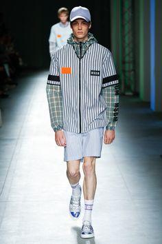 MSGM | Menswear - Spring 2018 | Look 29