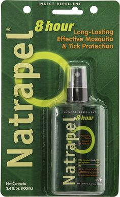 Natrapel 8 Hour Insect Repellent ** Check out this great product. (This is an Amazon Affiliate link and I receive a commission for the sales)