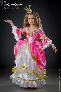 Детские карнавальные костюмы ручной работы. костюм принцессы. Olga (art-colombina). Интернет-магазин Ярмарка Мастеров. Принцесса