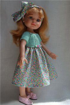 Два платья для Паолок / Одежда для кукол / Шопик. Продать купить куклу / Бэйбики. Куклы фото. Одежда для кукол