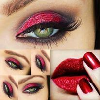 We have organized beautiful collection of nail polish designs and nail art designs. These designs can be tried at various occasions. It is not necessary to try only simple nail art designs. You can experiment with colors and designs to match your style.