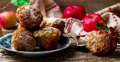 Vous aimez les muffins aux pommes, celui-ci est vraiment délicieux