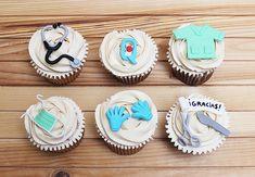 Cupcakes cirujano