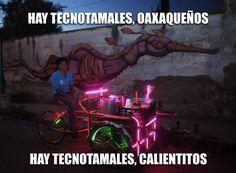 Únete al movimiento neotamalista. | 21 Memes de tamales que te harán reír hasta que te salgan cuadritos en...