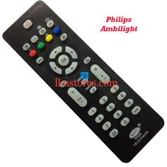 Buy remote suitable for Philips Tv Model: AMBILIGHT at lowest price at LKNstores.com. Online's Prestigious buyers store.