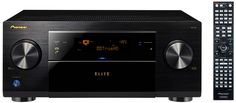 The Pioneer Elite SC-63 targets serious audio enthusiasts with its Class D3 amplification design. Read the full review here.