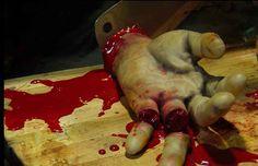 Bloody Cutting Board Tutorial