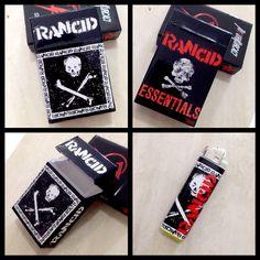 Cibox(cigarette box) #rancid #handmade