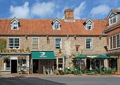 Byfords in Holt England Holt Norfolk, Roman Era, Uk History, British Isles, The Good Place, England, Mansions, House Styles, City