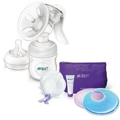 69 € Tire-lait Natural manuel + trousse d'allaitement Philips AVENT http://www.aubert.com/Tire-lait-Tire-lait-Natural-manuel-trousse-allaitement-Philips-AVENT.html
