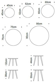Round Table Dimensions   Google Search