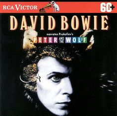 bowie and the wolf