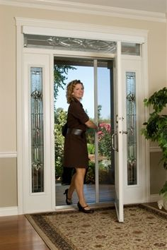 Mirage Retractable Screen Doors