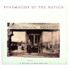 Pharmacist to the nation: A history of Walgreen Co., America's leading drug store chain (Unknown Binding)  freegiftcard.skin...  B0006ESZBG