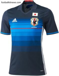 3f484a4e8 New Japan Football Shirt 2016 Football Kits