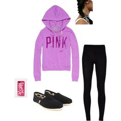 Lazy Day Outfit - Polyvore
