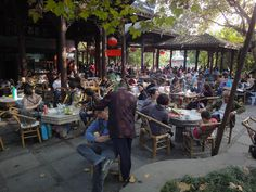Best Teahouses in Sichuan (China)