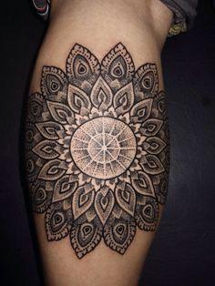 Sacred tattoo Geometria