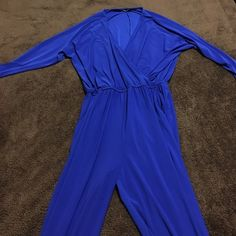 Pants Romper Very elegant romper and only worn one time! Other