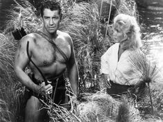 Gordon Scott Tarzan | Denny Miller was a blonde Tarzan in 1959's Tarzan the Ape Man and ...