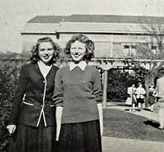 Lodi Union High School - Lodi, California - 1945