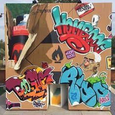 Finally here's a better pic from our wall at this years @splashfestival #boogiesml #homboog #hombresuk #goodtimes #canbox #stickerbox #molotow