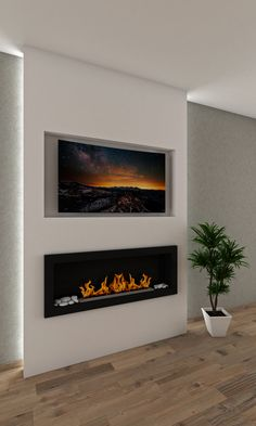 What to Use to Clean Fireplace Glass . What to Use to Clean Fireplace Glass . Wall Mounted Fireplace, Bedroom Fireplace, Tv In Bedroom, Home Fireplace, Fireplace Remodel, Living Room With Fireplace, Fireplace Surrounds, Fireplace Design, Master Bedroom