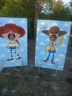 Fotos divertidas para fiesta temática de Toy Story