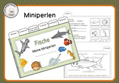 Miniperlen: Fische