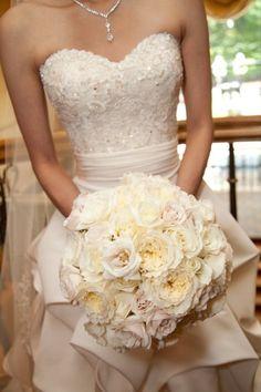 beautiful corset bodice - monique lhuillier