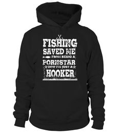 # Fishing saved me from being a pornstars .  This exclusive design is only available for a limited time. Buy 2 or more...or buy with friends,family,and co-workers to save money on shipping!Designed, printed & shipped directly from the U.S.A to anywhere in the world (including APO/FPO bases).?? Click GREEN BUTTON Below To Order ?funny fishing t shirts,guy harvey t shirts clearance,bass fishing t shirts,fishing t shirts for men,custom fishing t shirts,fishing t shirts brands,fishing shirts…