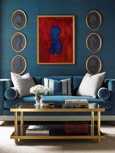 De Imágenes Blue LamparasLiving 22 RoomBedroom Y Decor Mejores TKJ3cl1F