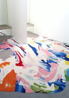Josh Goot carpet - Stacia Hadiutomo