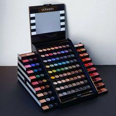Paleta Makeup Academy Blockbuster da Sephora