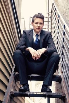 Saint Harridan - High quality suits designed to fit women and transgender men