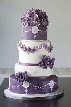 海外の美しいウェディングケーキ写真 ...