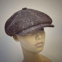 4646aaa0573221 Classic Bakerboy Paperboy Newsboy Cap Hat Retro by IDHatShop Peaky  Blinders, Newsboy Cap, Hats